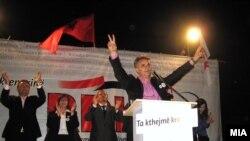 Лидерот на НДП, Руфи Осман