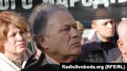 Голова кримської філії Наукового товариства Шевченка Петро Вольвач