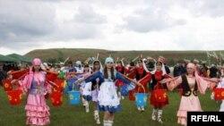 Сабантуй в Татарстане