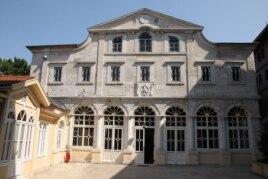 Резиденция патриарха в Стамбуле: церковь Святого Георгия
