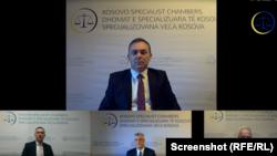 Suđenje bivšim pripadnicima OVK, arhivska fotografija