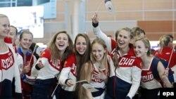 Рио оюндарына катышуучу орус спортчулары