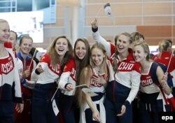 Російські спортсмени-олімпійці