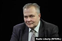 Олександр Ситін, російський політолог