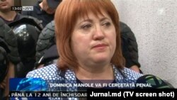 Domnica Manole, după ședința CSM