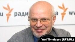 Михаил Федотов в студии Радио Свобода, 11 сентября 2008 года