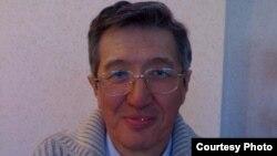 «Благодать» протестант шіркеуінің пасторы Бақытжан Қашқымбаев.