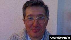 Пастор христианской пресвитерианской церкви «Благодать» Бахытжан Кашкумбаев.