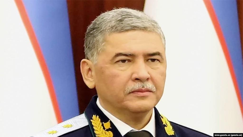Глава Службы государственной безопасности Узбекистана задержан по подозрению в коррупции