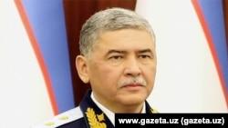Новый глава СНБ Узбекистана Ихтиёр Абдуллаев.