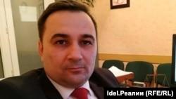 Рустем Велиев, участник Национального движения крымских татар