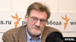 Журналист, старшина Гильдии судебных репортеров Леонид Никитинский