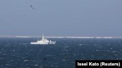 Նավ Ճապոնական ծովում, արխիվ