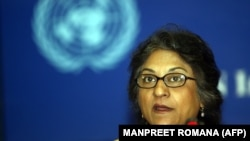 Asma Jahangir (file photo)