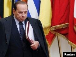 Italijanski premijer Silvijo Berluskoni