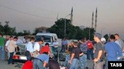 Нохчийчоь -- Бакъонийн Органийн декъашхой бу нохчийн тIемалойн лидеран Мутиев Мусан декъана гонаха гулбелла, Соьлж-гIала, 09Гез2007