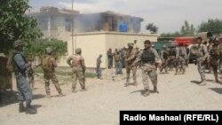 په جلال اباد کې افغان امنیتي ځواکونو هغه وسله وال ووژل چې د عدلیې په ریاست یې برید کړی و