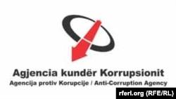 Logo e Agjencise kunder Korrupsionit