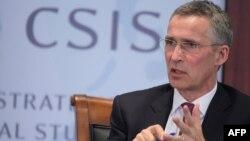 Sekretari i përgjithshëm i NATO-s, Jens Stoltenberg