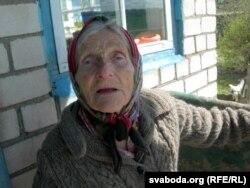 Тацяна Сідараўна зь вёскі Шчарбіны, сьведка
