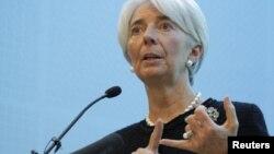 Shefja e Fondit Monetar Ndërkombëtar, Kristinë Llegard.