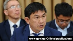 Экс-председатель ФУГИ Болсунбек Казаков.