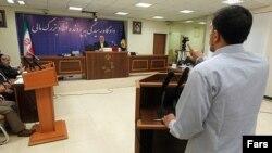 پنجمین جلسه دادگاه «اختلاس»- ۲۰ فروردین ۱۳۹۱