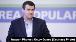 Eugen Tomac, liderul PMP (foto arhivă).