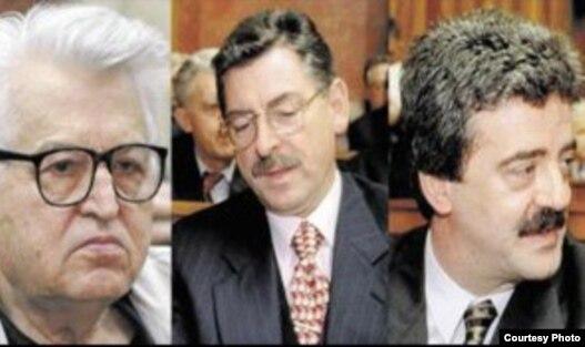 Dobrica Ćosić, Zoran Lilić, Momir Bulatović
