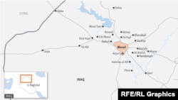 Iraqi forces have already taken back Mosul and Tal Afar in recent months.
