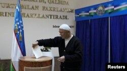 Бүгүн Өзбекстанда президенттик шайлоо өтүп жатат. 4-декабрь