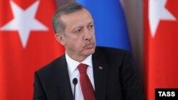 Премьер-министр Турции Реджеп Эрдоган (архив)