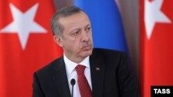 Президент Турции Реджеп Тейип Эрдоган.