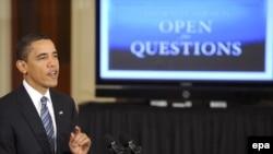 Барак Обама ответил на вопросы американцев