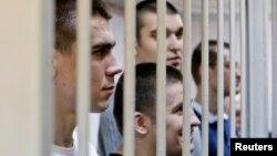 Відповідачі у «Болотній справі», Москва, 24 лютого 2014 року