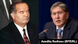 В течение последних лет межу Исламом Каримовым и Алмазбеком Атамбаевым наблюдаются натянутые отношения.