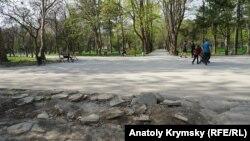Доступ к бюджетам на благоустройство парковых и дворовых территорий Симферополя обернулся уголовным делом (иллюстративное фото)