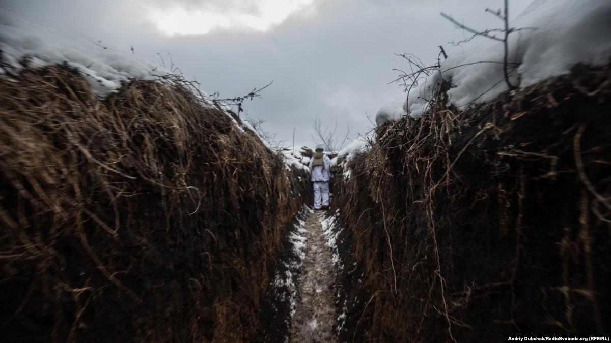 Пятеро военных и один гражданский пострадали в результате боевых действий на Донбассе – ООС