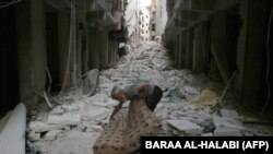 ما تبقى من حلب