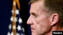 Army General Stanley McChrystal