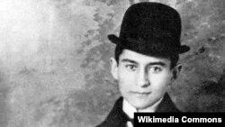 Belarus -- writer Franz Kafka