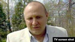 Russia -- Mikhail Beketov, journalist, undated