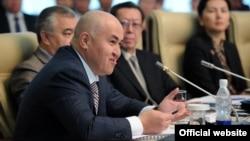 """""""Бир болдун"""" лидери Алтынбек Сулайманов"""