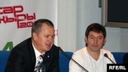 Марат Гәрәев һәм Айдар Галимов