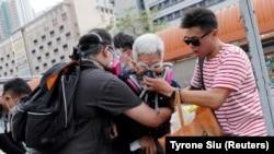 Протести у Гонконгу в 10 фото