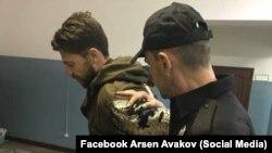 Vitaliy Sedyuk faces up to five years in prison.
