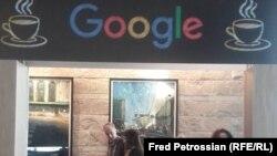 معرفی محصولات گوگل با قهوه و چایی در دنور