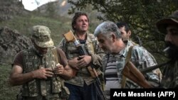 'Everyone Needs To Fight': The Village Volunteers Of The Karabakh War