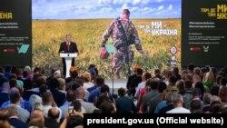 Представники більш як сотні українських волонтерських організацій та спілок ветеранів бойових дій на сході зібралися на форум
