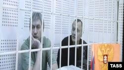 Николай Карпюк и Станислав Клых (архивное фото)